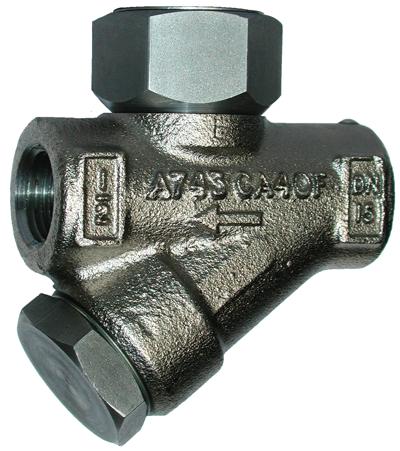 Vmx thermodynamic steam trap dancomech holdings berhad for Trap 2 meter